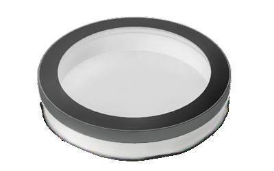 Piktogramm des runden Oberlichts SkyVision CIRCULAR