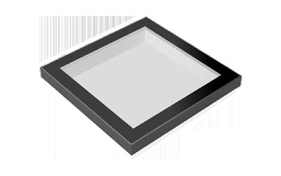 Piktogramm eine SkyVision FIXED festverglasten Flachdachfensters