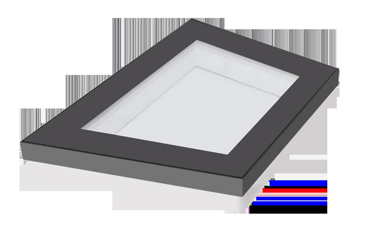 WALK-ON Free - begehbares Glas in freier Form von Trapez bis Halbkreis